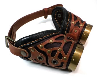 "Steampunk Goggles ""Classic-14"""