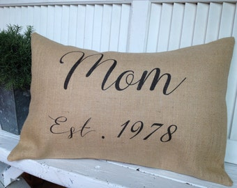 MOTHER'S DAY GIFT,Pillow,Mom,Decorating