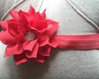 Corral flower headband