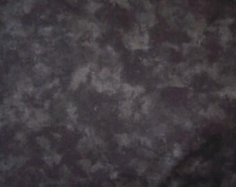 Moda Marbles 6701 black with dark gray marbling