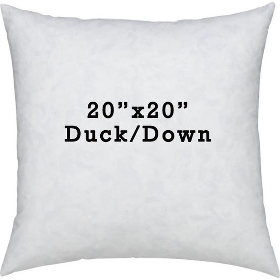 20x20 down pillow insert throw pillow insert sofa pillow pillow
