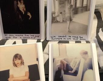 Taylor Swift 1989 Coasters (4)