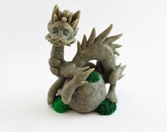 Handmade Dragon Statue