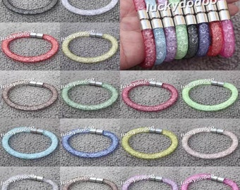 Fashion bracelets - only one available in each color