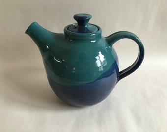 Handmade Ceramic Teapot / Pottery