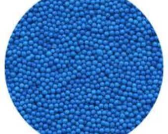 Blue Non-Pareils 16 oz bag - 1 lb CK Products