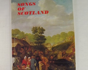 "Vintage "" Songs of Scotland "", Published by Auld Lang Syne"