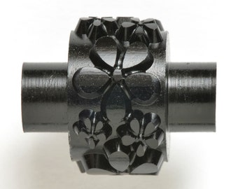 Kor Tools 10 mm Flower roller for Polymer Clay, PMC, and Porcelain Krm-03