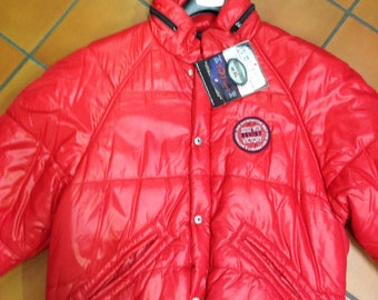 SOVIET padded jacket for men size XL