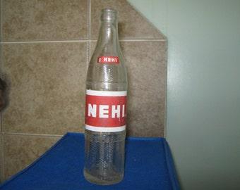 1964 NEHI Bottle