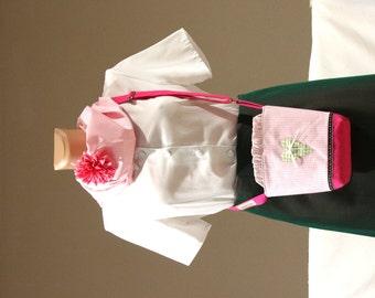 Dirndl bag pink