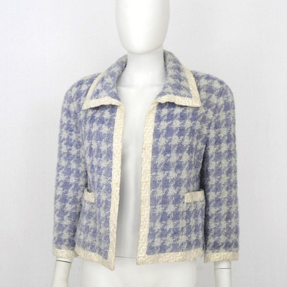 Authentic Chanel Fantasty Tweed Jacket