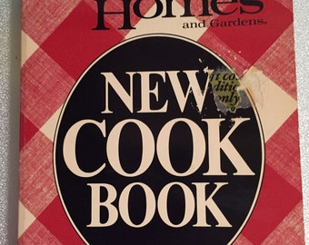 Better Homes and Gardens New Cookbook paperback 1981 First paperback edition