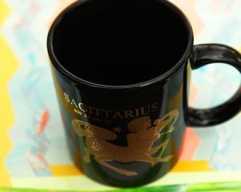 Sagittarius Horoscope Astrology Mug