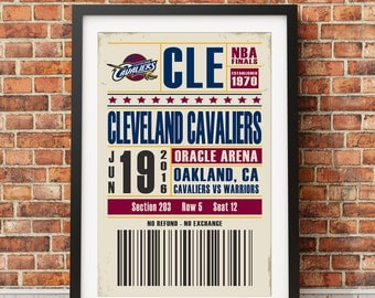 "Shop ""cleveland cavaliers"" in Art & Collectibles"