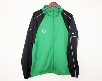 NIKE   Vintage Jacket Mens Sports Runners Jacket Size XL-XXL
