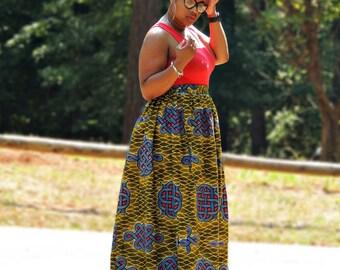 Samia Maxi Skirt
