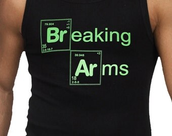 Breaking Arms Jiu Jitsu Tank