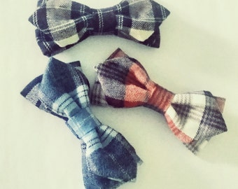 Bow tie / Bow pin / Bow hair rubber band