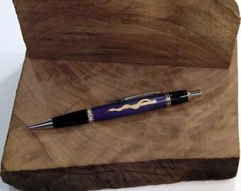 Asclepius Medical Symbol Pen