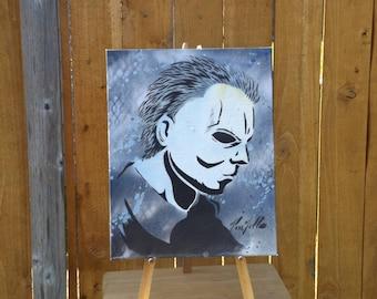 Michael's Mask