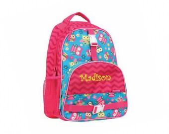 Personalized Owl Trendsetter Backpack