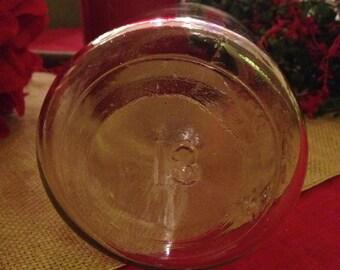 Number 13 Clear BALL Perfect MASON Quart Canning Jar