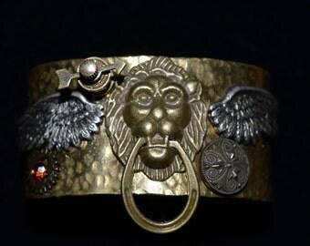 Cuff Bracelet Steampunk