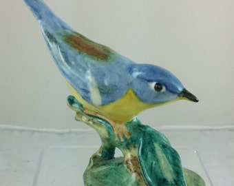 Beautiful Vintage Stangl Pottery Bluebird Figurine 3583