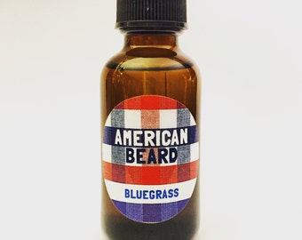Bluegrass - Essential Beard Oil