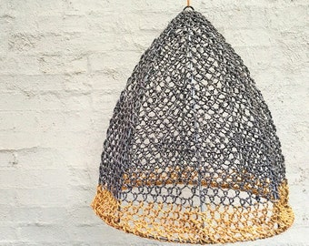 Open Weave Light Shade
