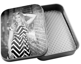 Personalize Wallet Tin with Custom Photo