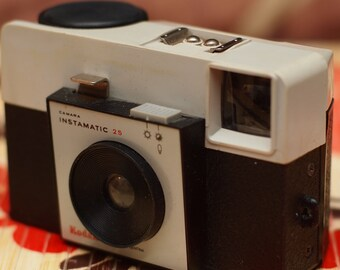 Kodak Instamatic Camera 25