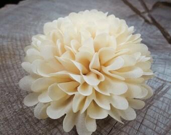 Marigold Hair Clip ~1 pieces #100768