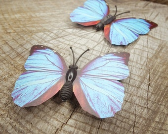 Butterfly Magnet ~2 pieces #100878
