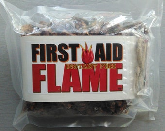 FIRST AID FLAME - Includes Shipping