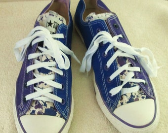 MULTI-Colored,Vintage Retro CONVERSE All Star SKATER Style Sneakers.7-Men/9-Wom