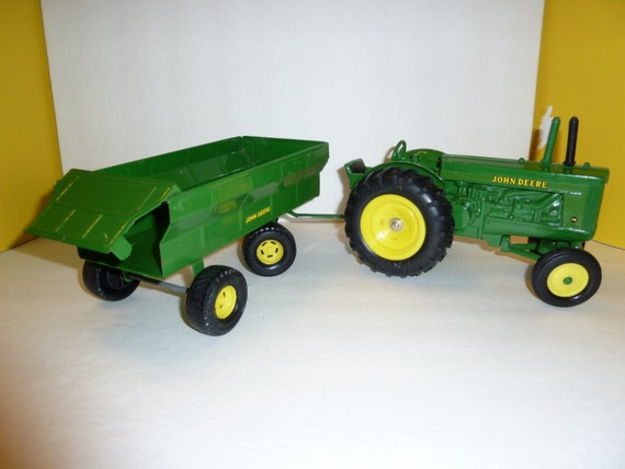 Animated John Deere Tractors And Wagon : John deere tractor and wagon ar