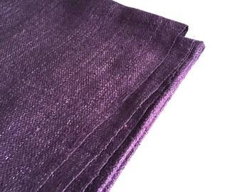 1/2 yard Handloom khadi silk fabric