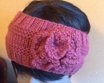 headband with flowers
