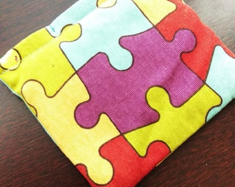 Puzzle rice pack