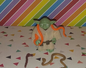 Vintage Kenner Star Wars Return of the Jedi Yoda Figure