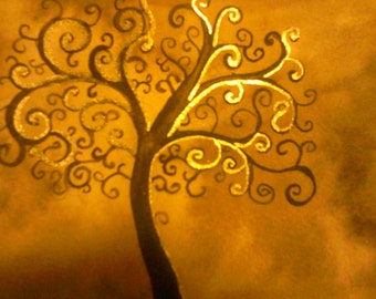 Tree of life art map