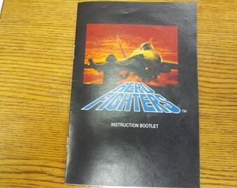 Aero Fighters manual