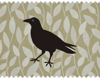 Raven - Crow - svg - ai -dxf -cdr - pat - jpeg - png - pdf -wmf -docx -Printable Clipart -Cricut -Vinyl Cutting -Laser Cutting and Engraving