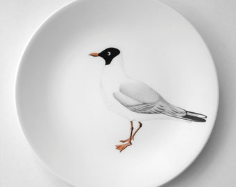"dish ""gull""- Lunch plate"