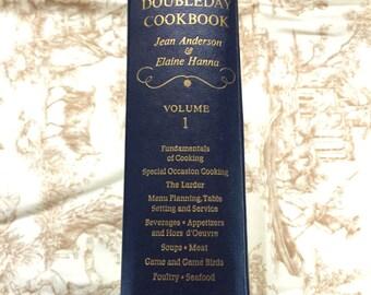 The Doubleday Cookbook