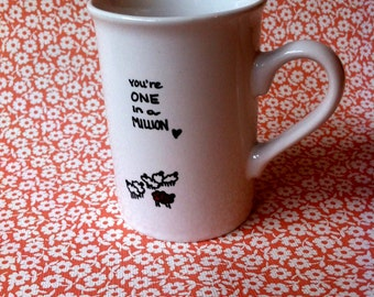 Mug You're one in a million