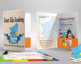 Business Identity Branding Package,  Marketing Package, Small Custom Branding Set, Logo Branding Kit, Business logo, Custom Graphic Design
