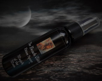 MAGICK of the MOON Fragrance Spray ~ Choose from Full, Waning, New and Waxing Moons Scents ~ 2 oz